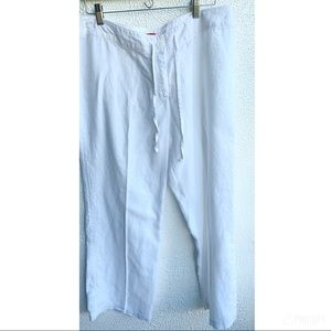 Tommy Bahama Leigh Fit Linen Pants